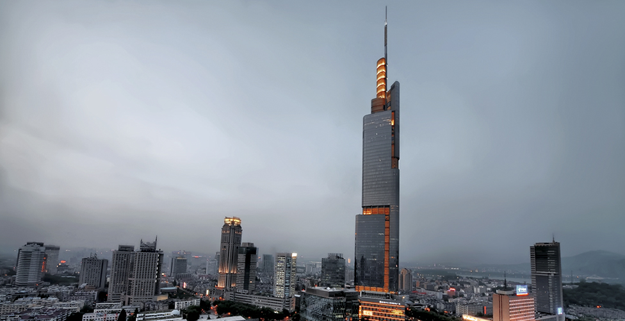 Top 12 Most Tallest Buildings In Asia