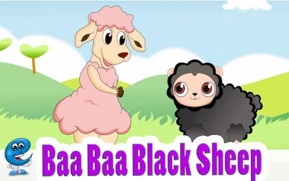 Baa Baa Black Sheep Dog Name