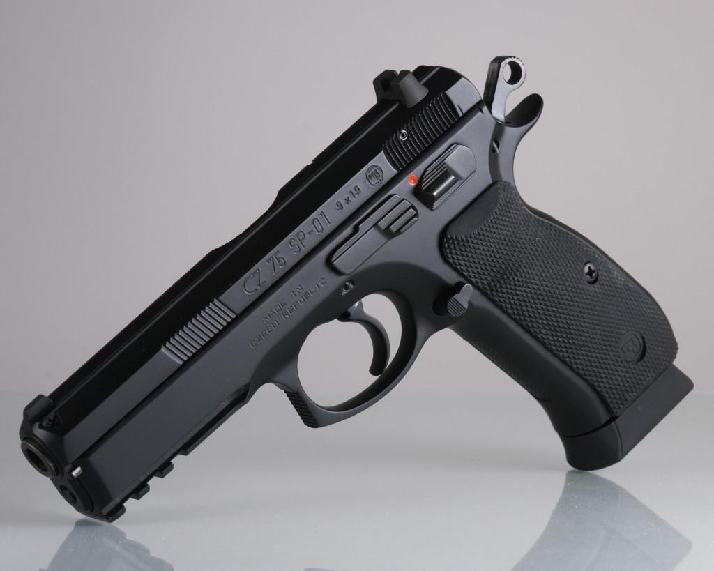CZ-75 SP-01