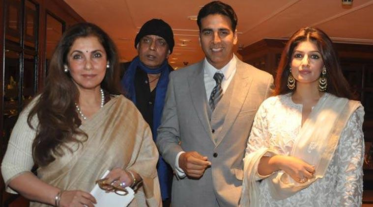 Rinky Khanna and Twinkle Khanna