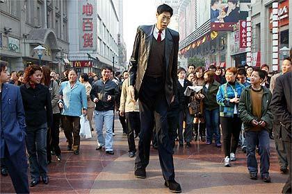 Zhang Juncai at digital mode