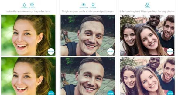 AirBrush - Best Selfie Editor