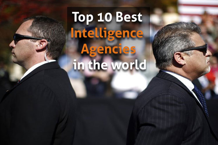 intelligence agencies in the world at digital mode