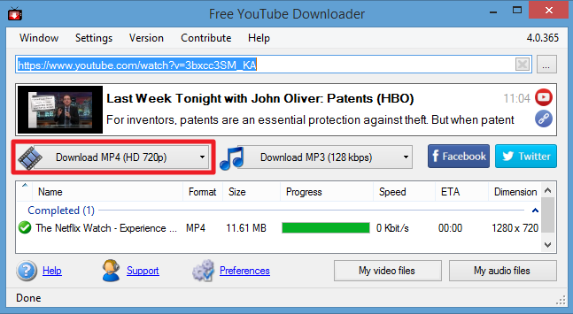 how to get mp3 from youtube video