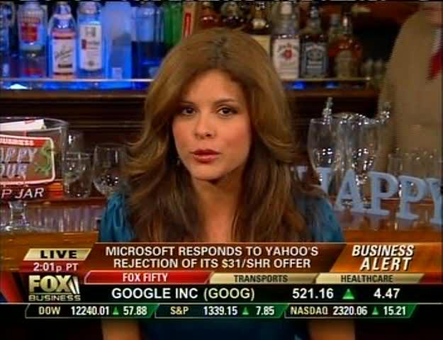 Rebecca Diamond fox news