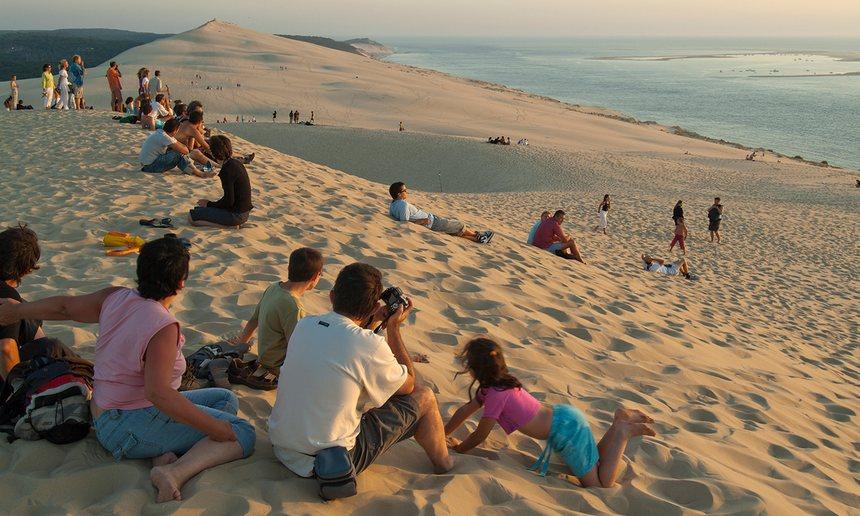 Dune du Pyla Beach