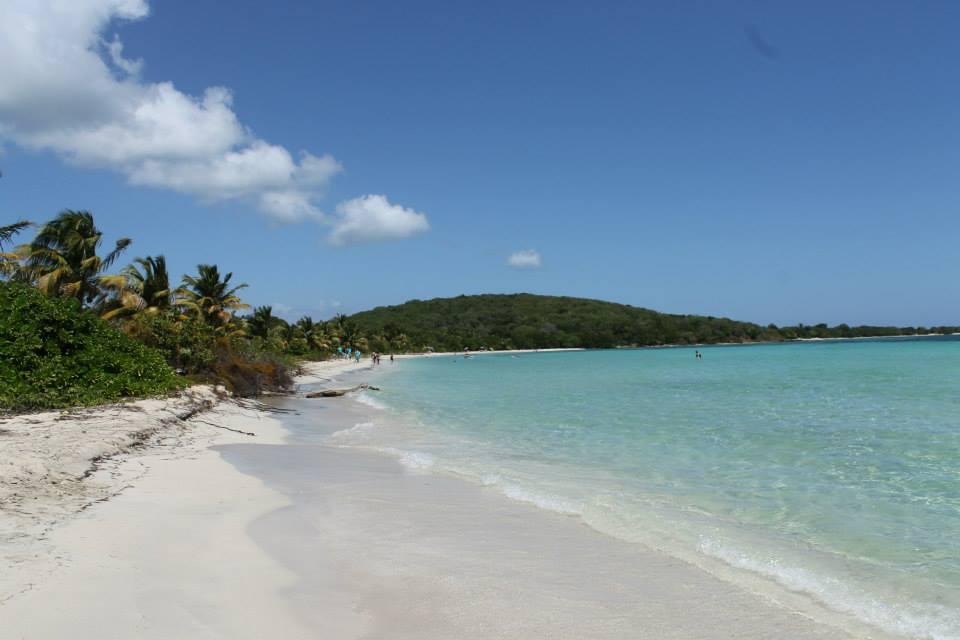 Blue Beach (La Chiva), Vieques, Puerto Rico