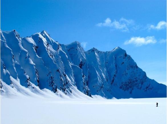 Chugach Mountain Range (Alaska)