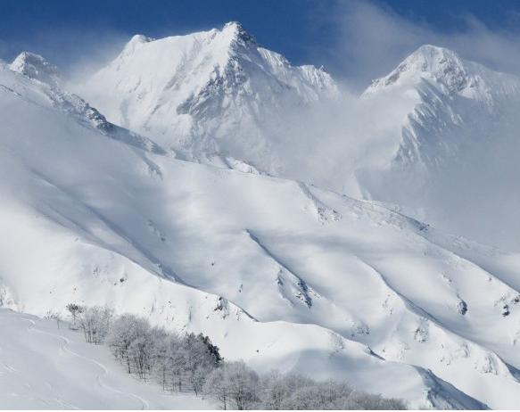 Japanese Alps (Japan)