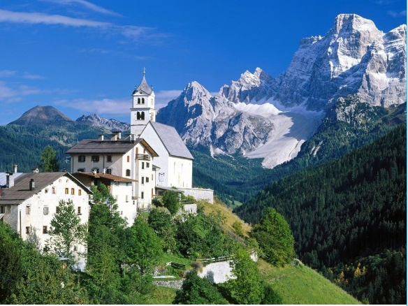 The Dolomites (Italy)