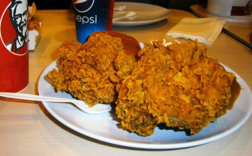 introduces-chicken-items-to-the-fast-food-industry