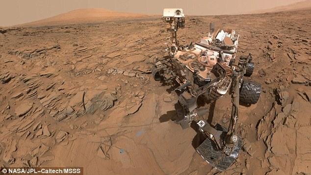 New mars rover